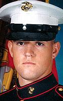 Marine Lance Cpl. Adam J. Strain