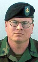 Army Sgt. Timothy J. Sutton