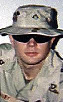 Army Pfc. Robert A. Swaney
