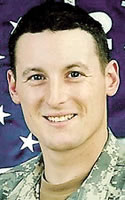 Army Staff Sgt. Christopher W. Swanson