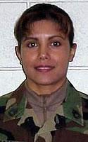 Army Sgt. 1st Class Linda Ann Tarango-Griess