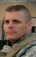 Army Sgt. 1st Class Jonathan  Tessar
