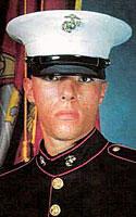 Marine Lance Cpl. Harry H. Timberman