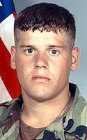 Army Pfc. Joshua K. Titcomb