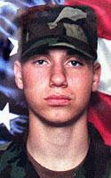 Army Reserve Spc. Brandon S. Tobler