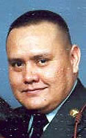Army Sgt. Lee D. Todacheene