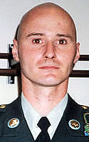 Army Staff Sgt. Marvin L. Trost III