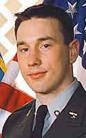 Army Spc. Eugene A. Uhl III