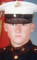 Marine Lance Cpl. Drew M. Uhles