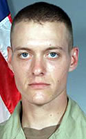 Army Spc. Robert Oliver Unruh