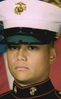Marine Lance Cpl. Eric P. Valdepenas