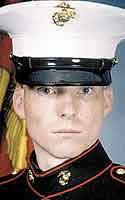 Marine Lance Cpl. Adam J. Vanalstine