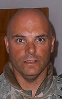 Army Staff Sgt. Christopher J. Vanderhorn