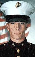 Marine Lance Cpl. John J. Van Gyzen IV