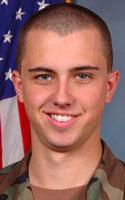 Army Sgt. Travis A. Van Zoest