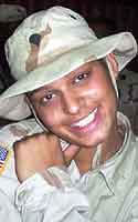 Army Spc. Frances M. Vega