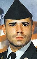 Army Spc. Javier A. Villanueva
