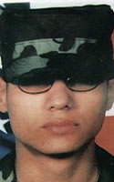 Army Spc. Eric  Vizcaino
