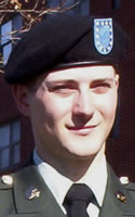 Army Spc. Kristofer C. Walker