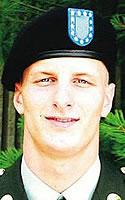 Army Cpl. Matthew P. Wallace