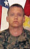 Marine Lance Cpl. Richard D. Warner
