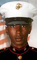 Marine Lance Cpl. Kevin G. Waruinge