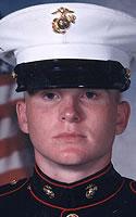 Marine Cpl. Rusty L. Washam