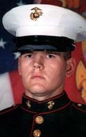 Marine Lance Cpl. Brandon J. Webb
