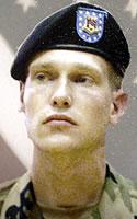 Army Staff Sgt. Kyle B. Wehrly