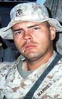 Marine Sgt. Lonny D. Wells