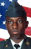 Army Pfc. Marquis A. Whitaker