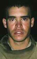 Marine Pfc. Christopher N. White
