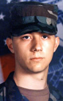 Army Pfc. James P. White Jr.
