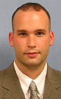 Air Force Staff Sgt. David A. Wieger