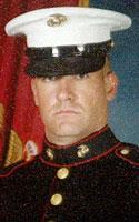 Marine Lance Cpl. Michael J. Williams