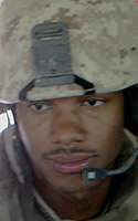 Marine Staff Sgt. Dwayne E. Williams