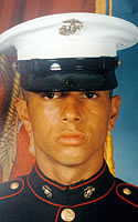 Marine Lance Cpl. William J. Wiscowiche