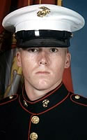 Marine Lance Cpl. Nathan R. Wood