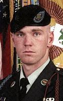 Army Spc. Michael R. Woodliff