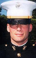 Marine 2nd Lt. John T. Wroblewski