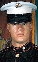 Marine Cpl. Matthew A. Wyatt