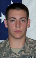 Army Pfc. Jonathan C. Yanney