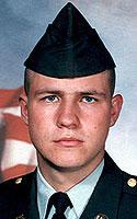 Army Pvt. Justin R. Yoemans