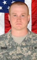 Army Spc. John J. Young
