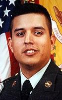 Army Spc. Mark Anthony Zapata