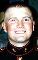 Marine Lance Cpl. Scott A. Zubowski