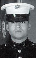 Marine Lance Cpl. Robert P. Zurheide Jr.