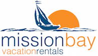 Mission Bay Vacation Rentals Logo