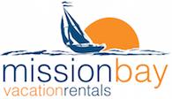Mission Bay Vacation Rentals Logo