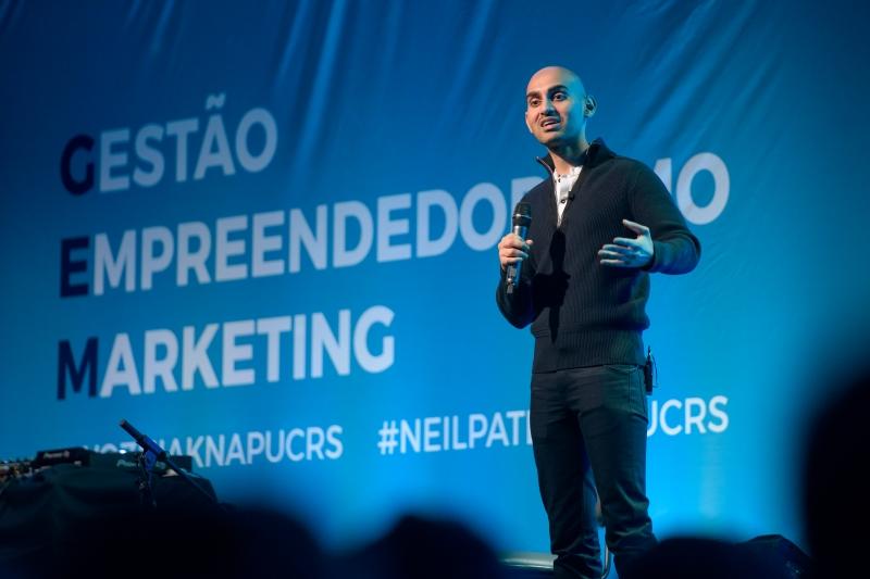 Profissionais de marketing - Neil Patel